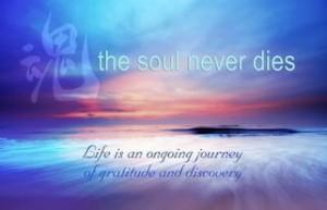 soul dies
